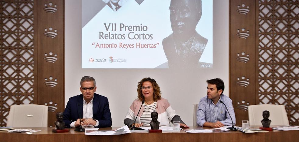 El 'Reyes Huertas' abre el plazo de presentación de narraciones cortas con 1.850 euros en premios