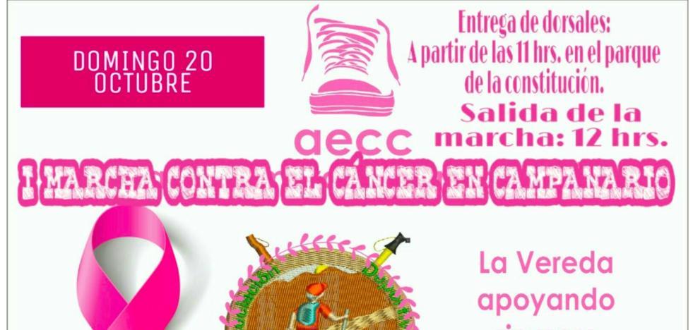 Este domingo habrá una marcha rosa solidaria en favor de la lucha contra el cáncer de mama
