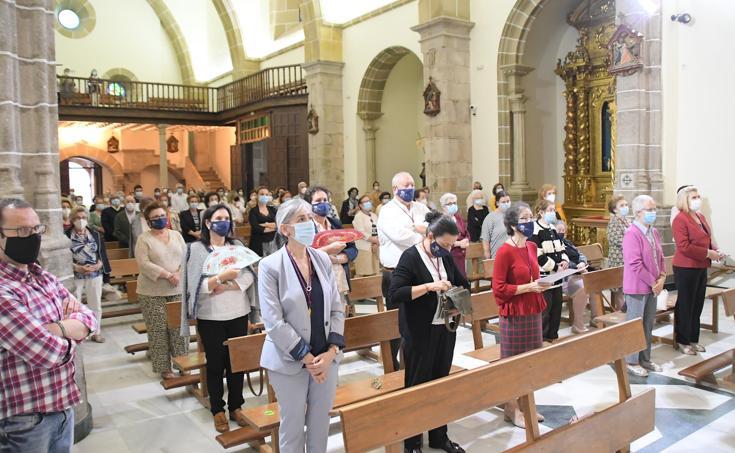 65 Aniversario Coronación Virgen de Piedraescrita