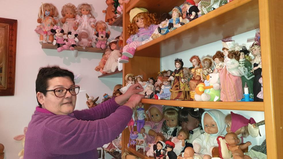 Mis muñecas, mis tesoros