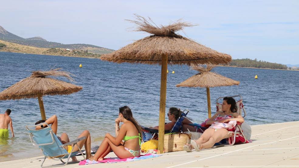 Playa de Campanario, un destino seguro