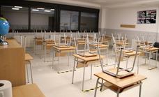 Un total de 302 alumnos estrenan las renovadas instalaciones del colegio