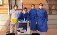 Campanario cuenta con tres casos de coronavirus tras las últimas altas