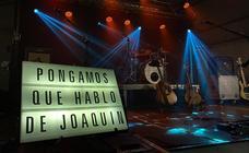 El tributo a Joaquín Sabina repasará los éxitos del cantautor el 24 de septiembre