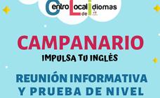 Este martes habrá una charla informativa del Centro Local de Idiomas