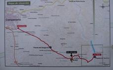 A exposición pública el cambio de trazado de la vía pecuaria de la Cañada Real Leonesa