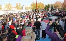 El Ayuntamiento y la Comunidad Educativa promueven actividades con motivo del 25 de noviembre