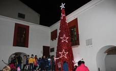 El encendido navideño tendrá lugar hoy en la plaza de España
