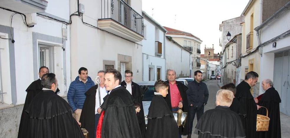 El Rezo de Reyes recauda 3.116 euros