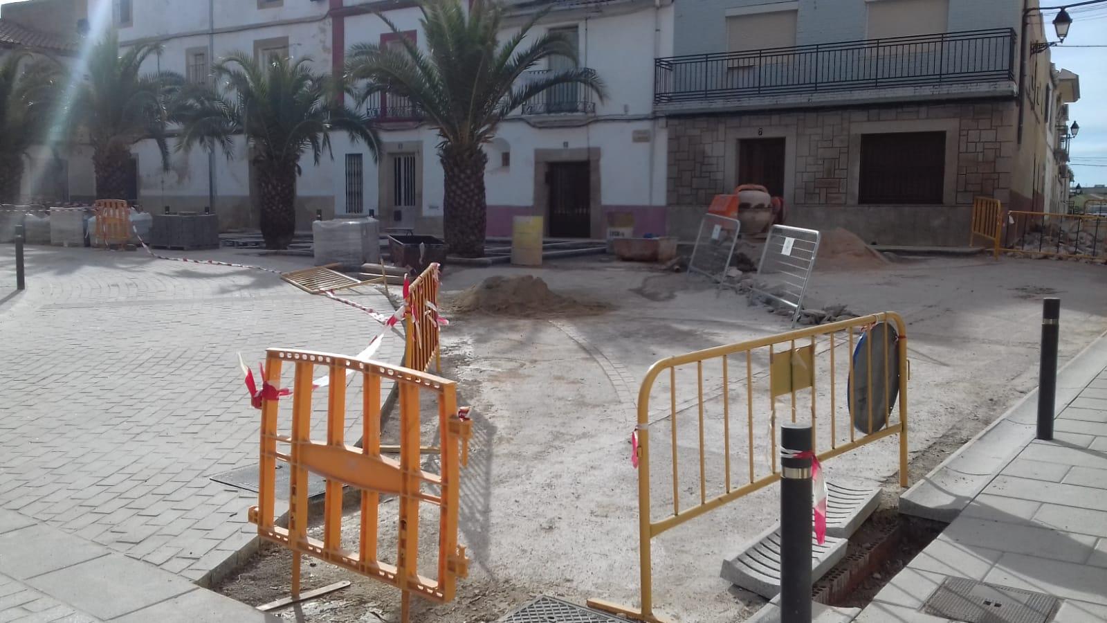 La plaza de La Llanada contará con una escultura de la Mesa del Ramo