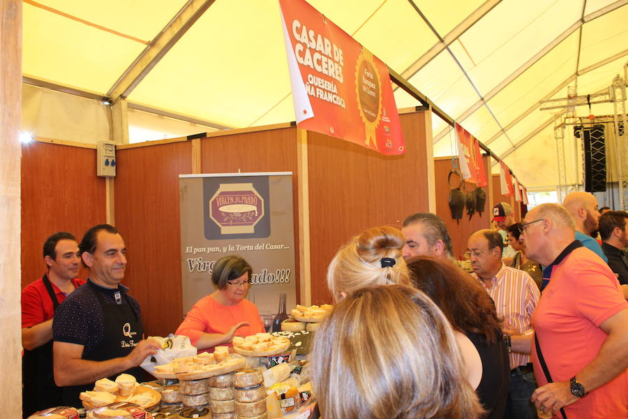 Casar de Cáceres quiere optar a ser Ciudad Gastronómica Extremeña