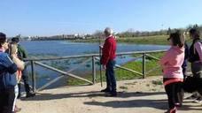 La historia del agua de Casar se convierte en una ruta obligada