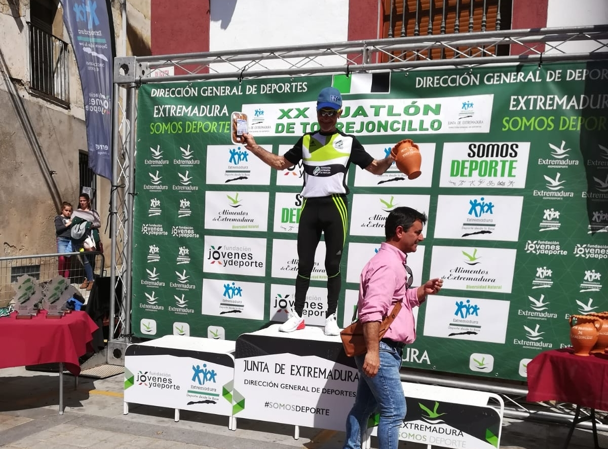 El atleta Juan Vicente Izquierdo fija su atención en el Campeonato de España del 14 de abril
