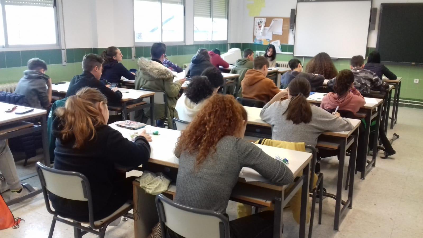 Casar de Cáceres repite como sede de la fase comarcal de la Olimpiada Matemática