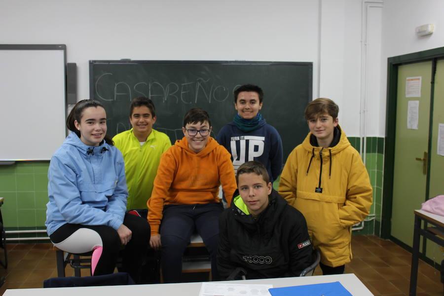 Seis estudiantes del IESO compiten en un concurso para ser los mejores periodistas de la región