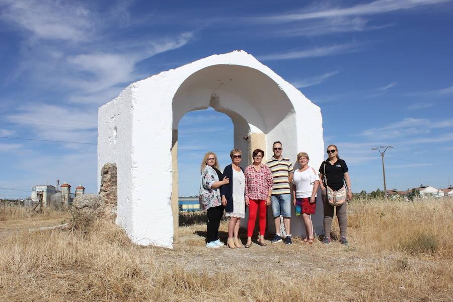 La Portá Blanca, símbolo cultural muy popular y querido en Casar de Cáceres