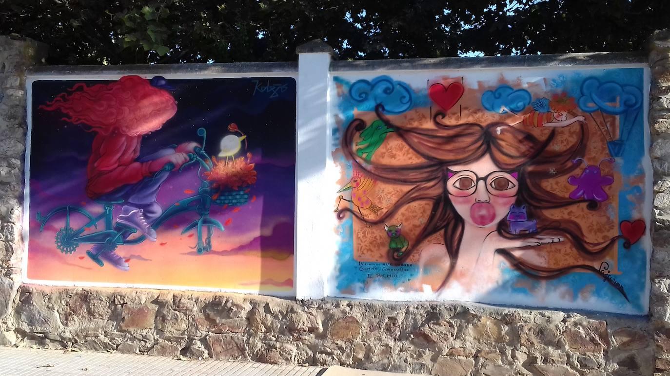 El significado de las obras del muro de Gemma Granados
