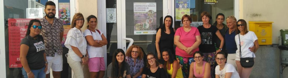 Un nuevo curso de atención a personas dependientes formará a 15 mujeres
