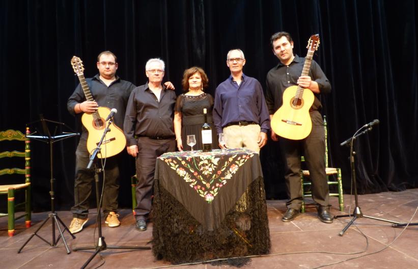 Gran éxito artístico en la velada flamenca del festival 'Con doble D. En tierra de nadie'