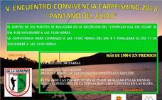 La Sociedad de Pescadores Deportivos de la Serena organiza el V Encuentro-Convivencia Carpfishing