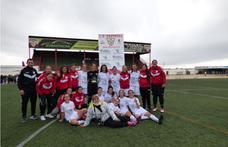 Primera victoria de la temporada para el CD Castuera femenino