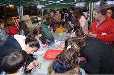 Actividades navideñas esta tarde en la Plaza de España y en el Espacio para la Creación Joven