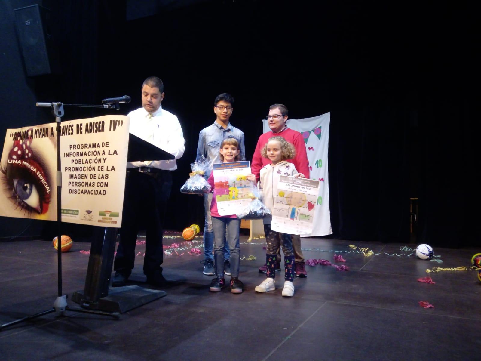 Castuera celebró el lunes 3 de diciembre el Día Internacional de las Personas con Discapacidad
