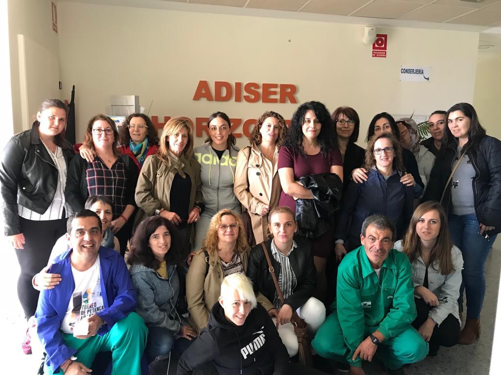 Adiser-Horizontes programa jornadas de difusión y sensibilización 'Una mirada especial'