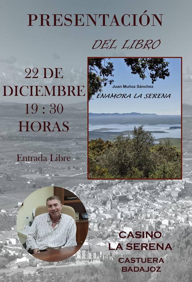 Juan Muñoz Sánchez presenta su libro 'Enamora La Serena' en el Casino La Serena