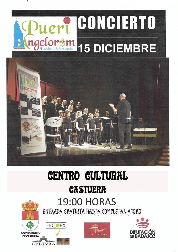 La escolanía Pueri Angelorum actúa en Castuera este sábado 15 de diciembre