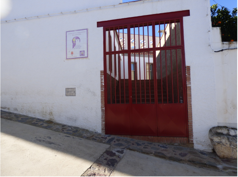 El albergue de Castuera aumenta año tras año las pernoctaciones de peregrinos