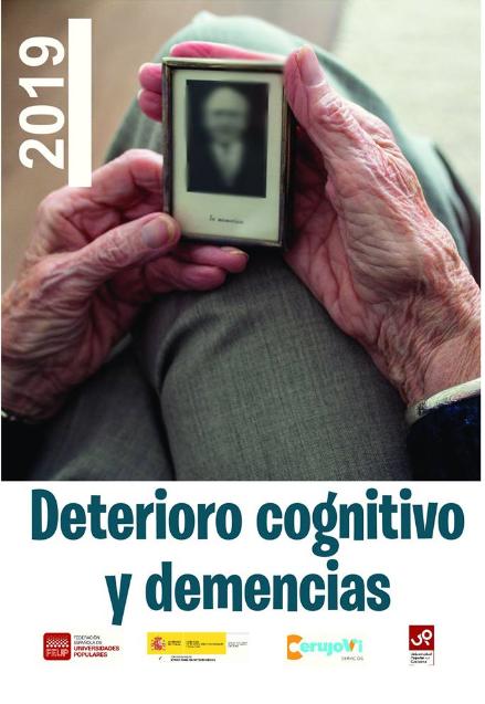 La Universidad Popular oferta un curso sobre 'Deterioro Cognitivo y Demencias'