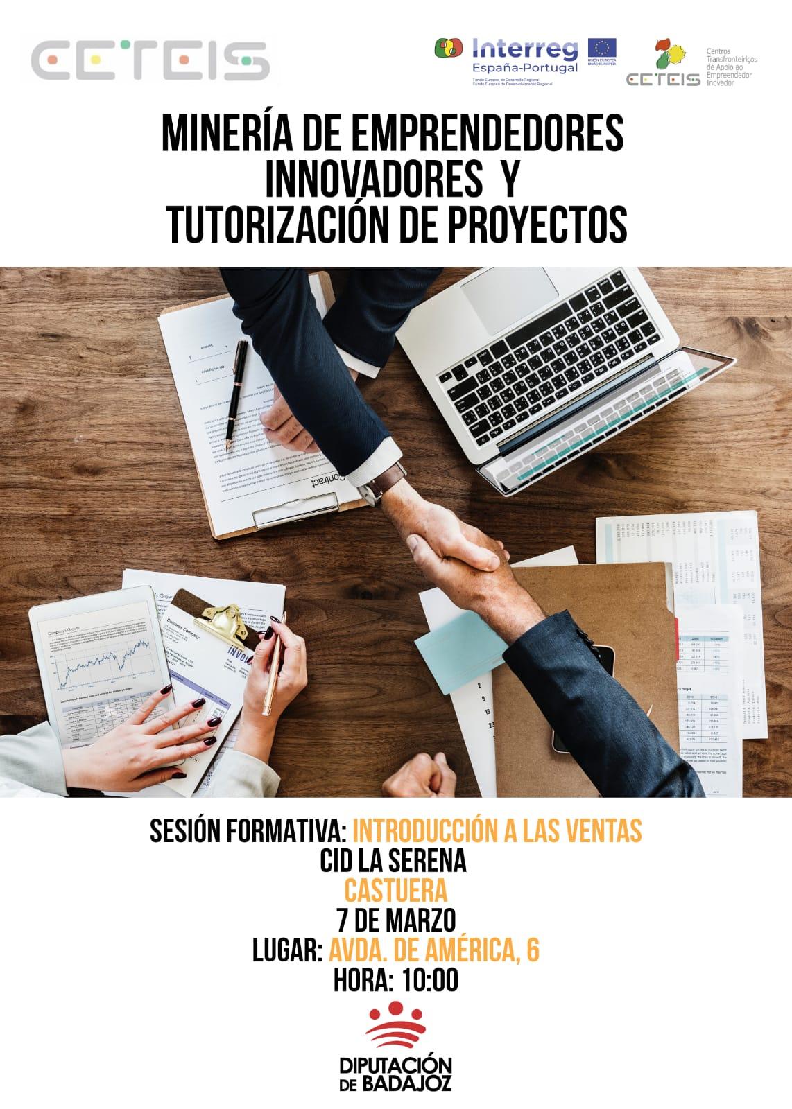 La Diputación de Badajoz organiza varios talleres formativos que se impartirán en el CID La Serena