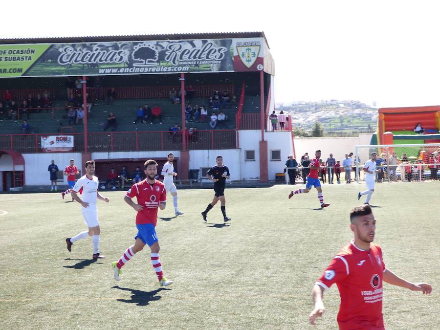 El CD Castuera-Subastacar juega doce partidos este fin de semana, ocho de ellos en casa