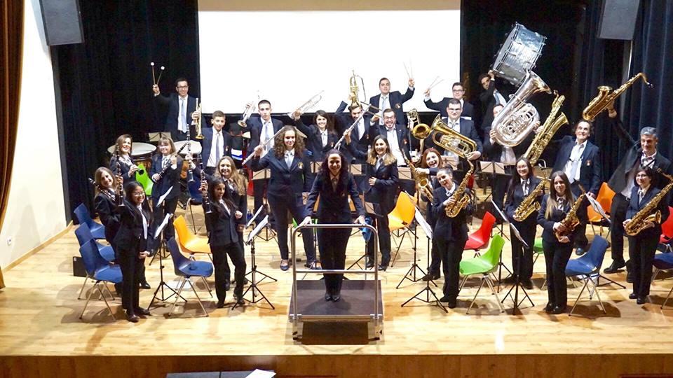 El aula de clarinete y flauta de la Escuela Municipal de Música ofrece una audición mañana 28 de marzo
