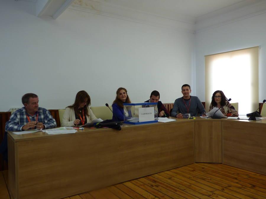 UGT y CCOO empatan en las elecciones sindicales del Ayuntamiento de Castuera