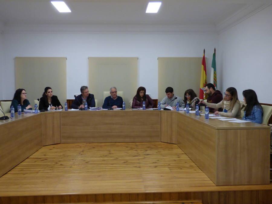El Ayuntamiento de Castuera celebrará mañana jueves 28 el pleno ordinario de marzo