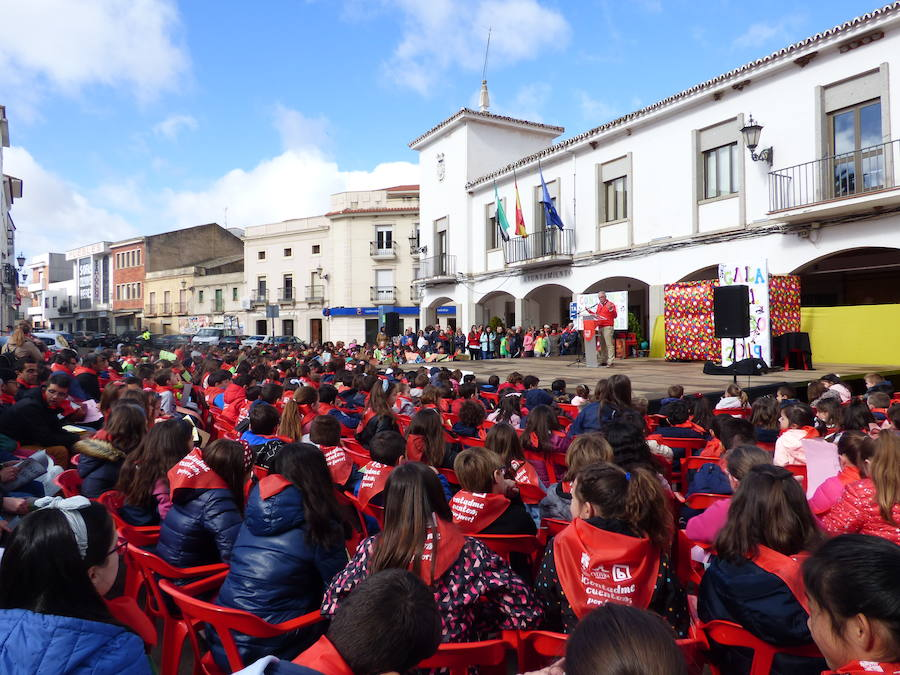 Tres partidos políticos concurrirán a la Elecciones Municipales en Castuera el próximo 26 de mayo