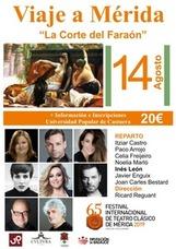 La Universidad Popular organiza dos viajes al Festival de Teatro Clásico de Mérida