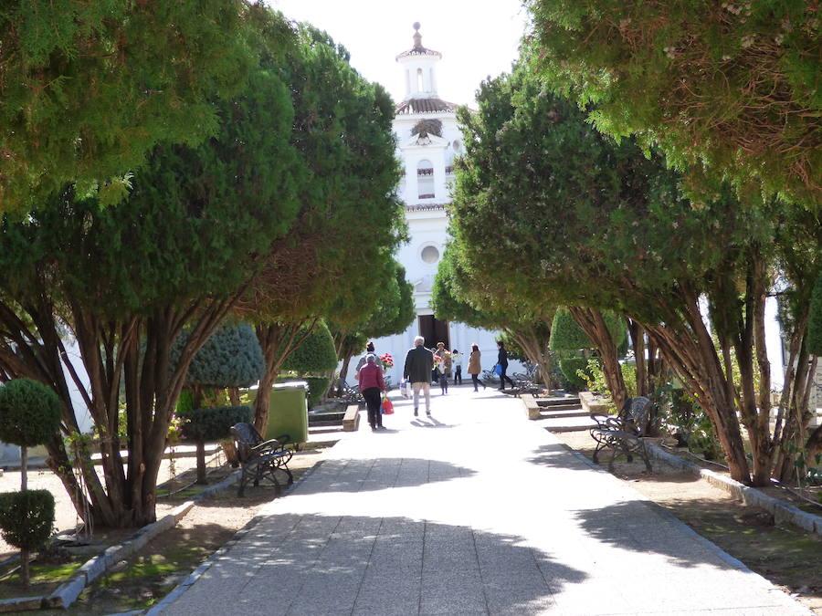 El Cementerio Municipal de Castuera cambia a su horario de verano