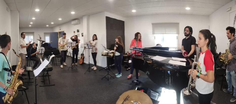 La Escuela Municipal de Música presenta las actividades programadas para el último mes de curso