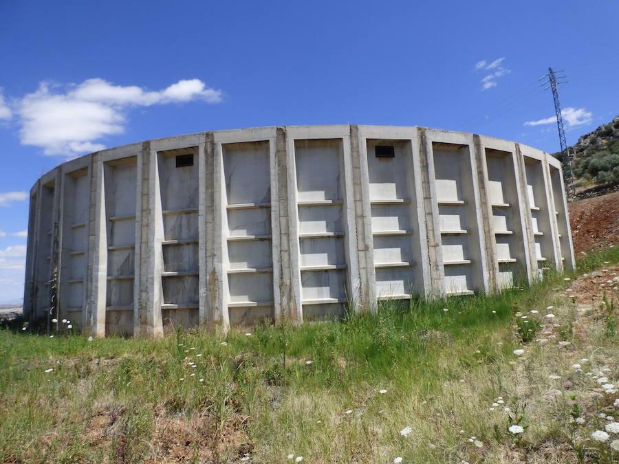 El Consejo de Gobierno de la Junta de Extremadura autoriza obras para la construcción de un nuevo depósito de abastecimiento agua en Castuera