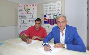 El CD Castuera y la UD Extremadura firman un convenio de colaboración