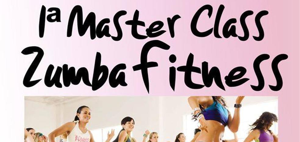 El Ayuntamiento organiza tres Master Class de Zumba Fitness