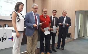 Adiser-Horizontes y la Fundación CB-Fundación Bancaria Ibercaja firman un convenio de colaboración