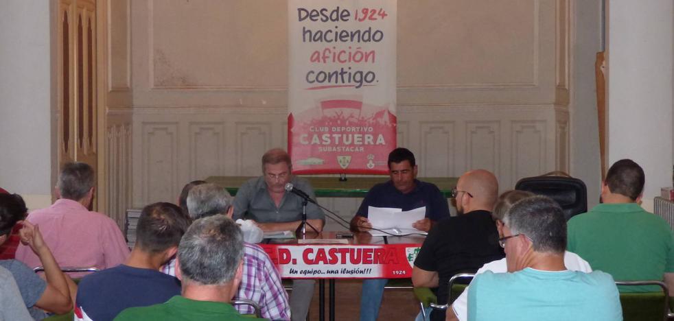 El presupuesto del CD Castuera para la próxima temporada es de 96.611 euros