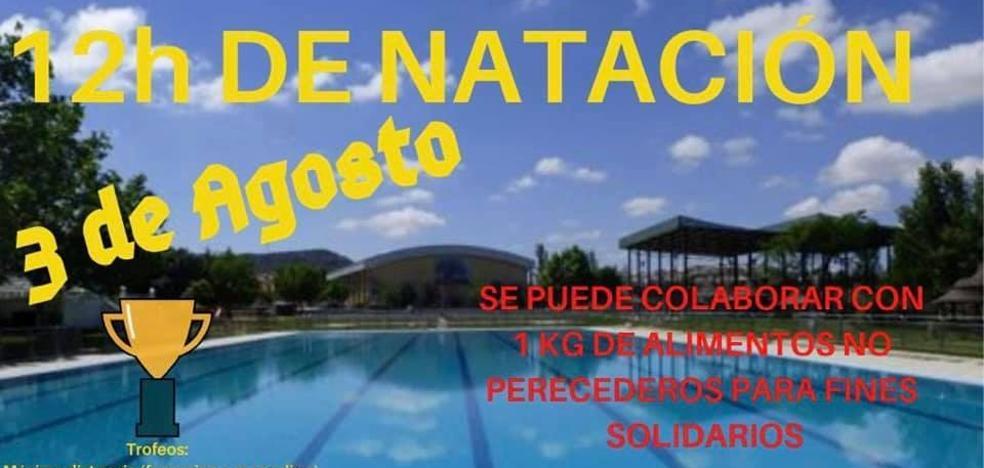 La Piscina Municipal acoge este sábado 3 de agosto una jornada de 'Natación Solidaria'