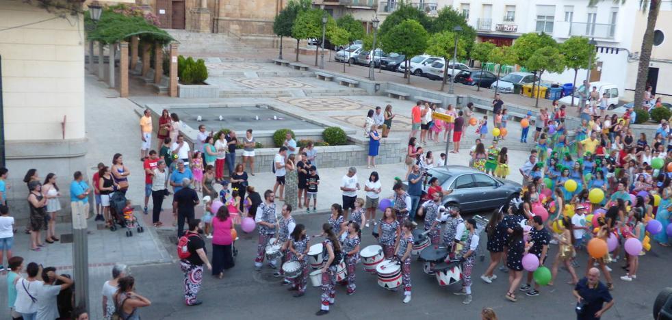 El 'Carnaval de Verano' llega mañana a Castuera