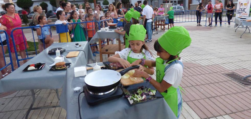 La segunda ronda del concurso infantil 'Zagal Chef Corderex' será mañana martes