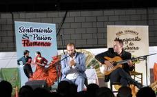 El Festival Flamenco de la peña 'Manzanito de Castuera' repite éxito un año más